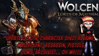 Wolcen Lords of Mayhem - Update 0 5 0 4