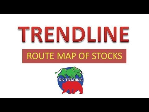 TRENDLINE : ROUTE MAP OF STOCKS
