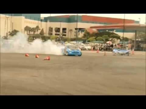 isuzu D-max drift!!! THAILAND@chiangmai drift challenge