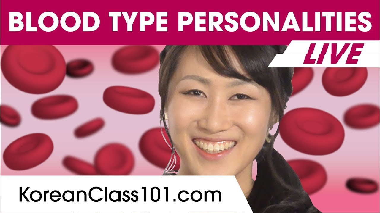 Blood Type Personality in Korea: What It Says about You
