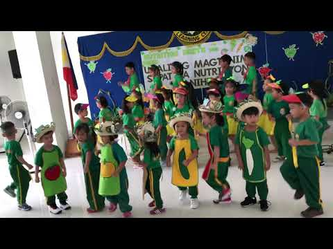 Little Wonders Learning Center Nutrition Month Culminating Activity 2018