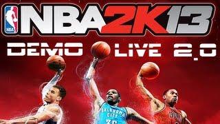 [DEMO] NBA 2k13 (PS3)