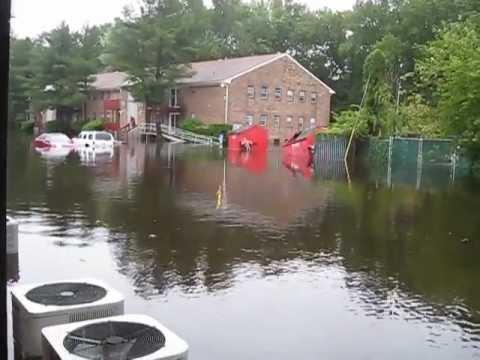 Exceptionnel Farmingdale Gardens/Hurricane Irene Creates Superhuman