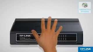 Switch para Red 16 Puertos TP-LINK TL-SF1016D