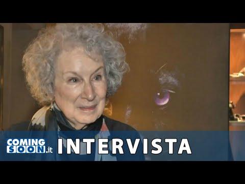 Noir in Festival 2017: Intervista esclusiva di Coming Soon a Margaret Atwood   HD