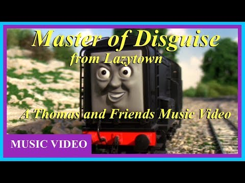 Thomas Music Video - Master of Disguise