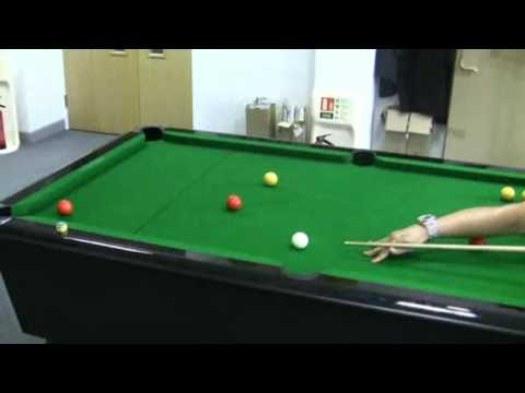 Ronnie O'Sullivan takes the Rileys All Star Pool Challenge!