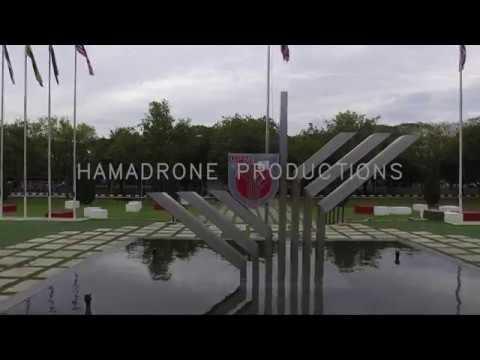 Universiti Putra Malaysia (UPM) - Drone Footage - DJI Phantom 3 Standard