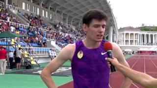 Тимофей Чалый - Чемпион России 2017