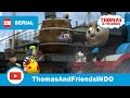 Thomas & Friends Indonesia: Sodor yang Licin - Bagian 1