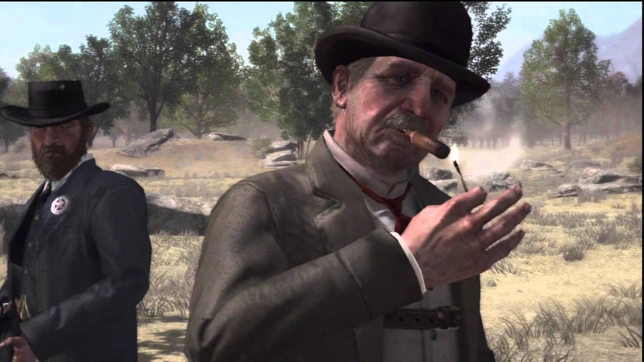 John Marston Dies Weapon Red Dead Redemption