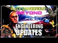 Elite: Dangerous Beyond Engineering Updates season 3