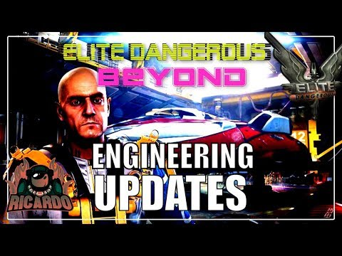 Elite: Dangerous Beyond Engineering Updates season 3