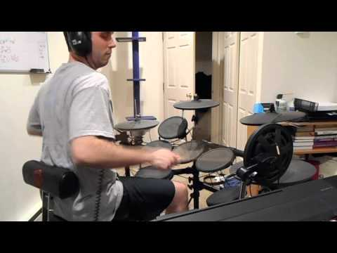 Radioactive - Lindsey Stirling and Pentatonix Drum Cover
