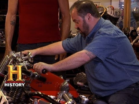 American Pickers: Picking Bikes? | History