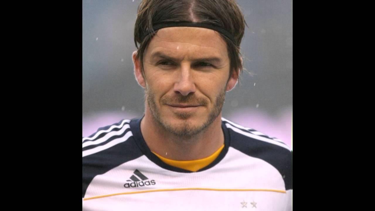 David Beckham Frisuren Bilder Youtube