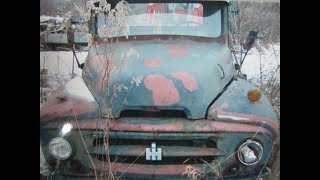 1954 International Harvester Pickup