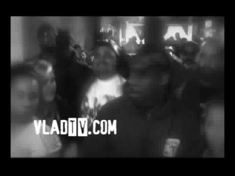Exclusive: Rhymefest Battles Big Daddy Kane LIVE In The Club
