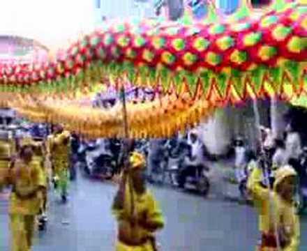 Lễ hội nghinh ông ghi tại TP Phan thiết năm 2006