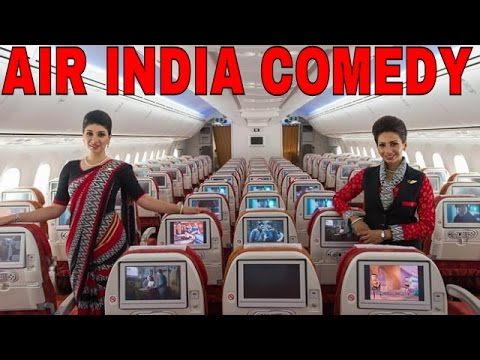 AIR INDIA ● Comedy ● Review Good and Bad   ●● Must Watch