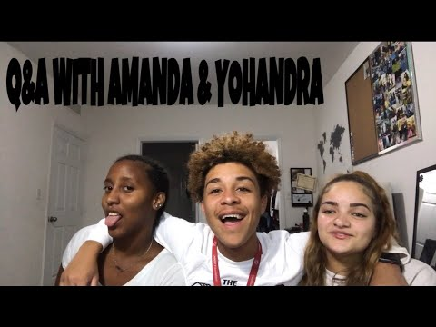 Q&A WITH YOHANDRA & AMANDA