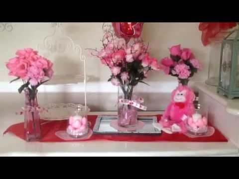 dollar tree valentines day decor diy haul3 youtube - Dollar Tree Decorations