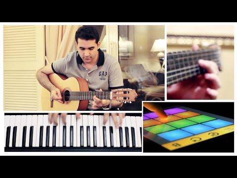 Hamaki - Agmal Youm /حماقي - أجمل يوم guitar - piano cover