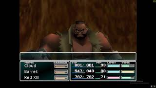 Final Fantasy VII | New Threat v1.5 (Arrange Difficulty) [Jörmungandr]
