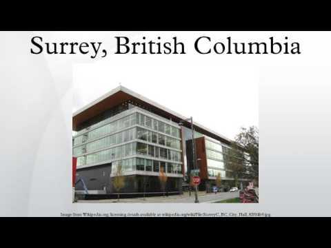 Surrey, British Columbia