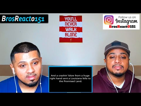 Jimmy Dean - Big Bad John (Lyrics) Reaction