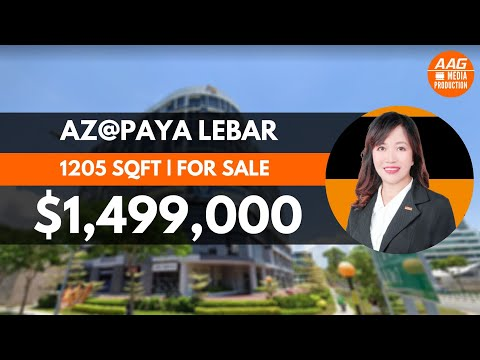 Singapore Industrial Property Listing Video - AZ @ Paya Lebar For SALE