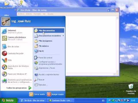 Introducción De Los Accesorios De Windows Youtube
