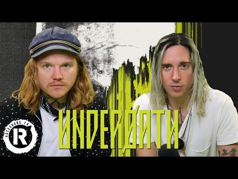 Underoath Interview: Spencer & Aaron On 'Erase Me', Bring Me The Horizon & As It Is Collab Mp3