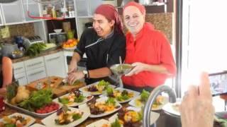 Greg Couillard Ajijic Cooking Class