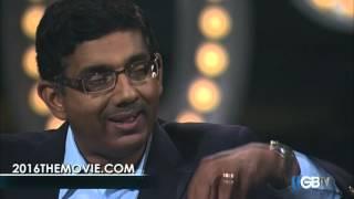 2016: OBAMA'S AMERICA Dinesh D'Souza's Movie with Glenn Beck on GBTV