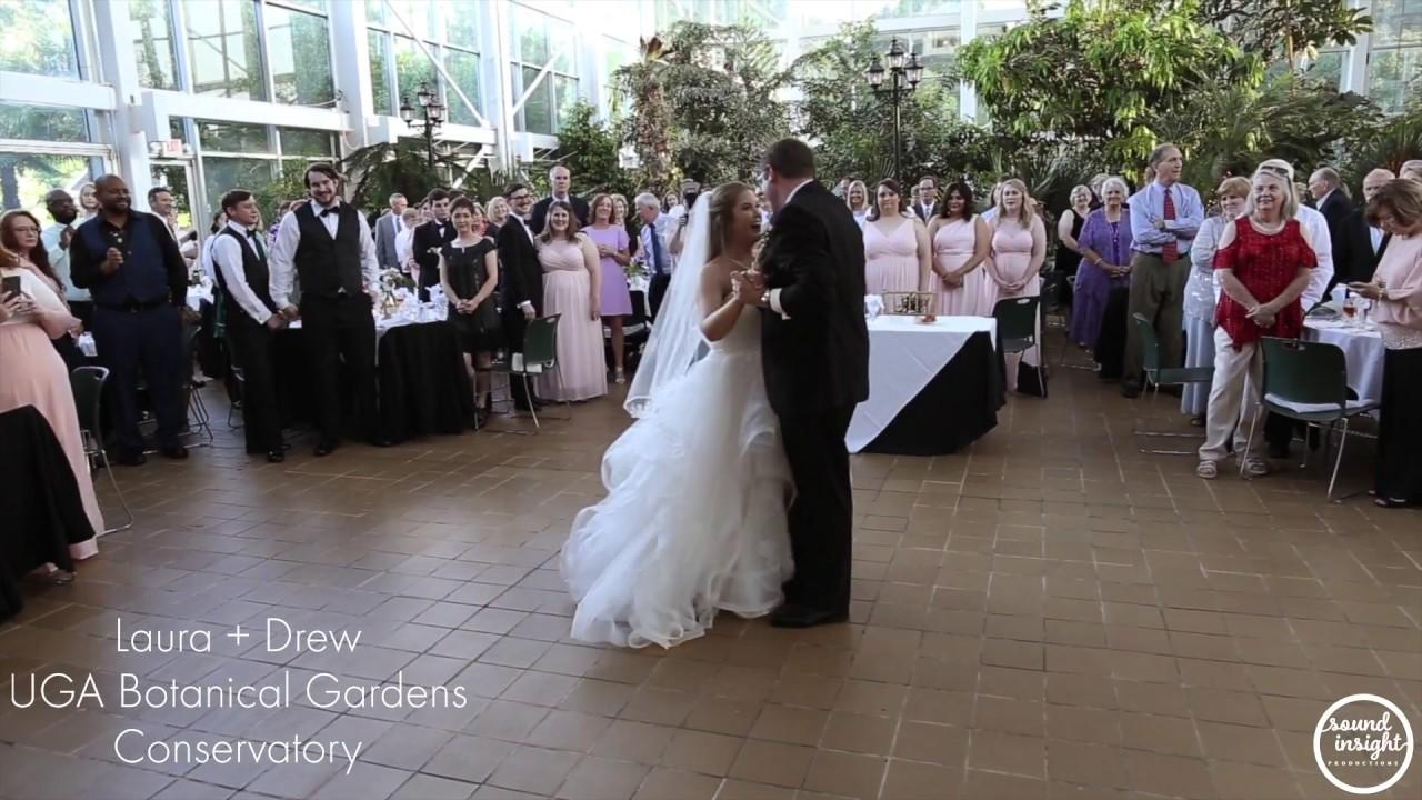 Laura drew uga botanical gardens athens ga wedding - Athens botanical gardens wedding ...