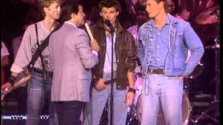 Dick Clark Interviews A Ha - American Bandstand 1985