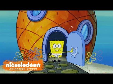 """SpongeBob SquarePants"" Theme Song (NEW HD) | Episode Opening Credits | Nick Animation"