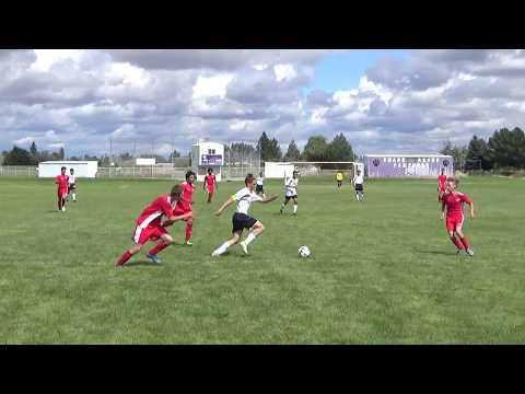 Snake River's first goal in 6-2 win v. S. Fremont