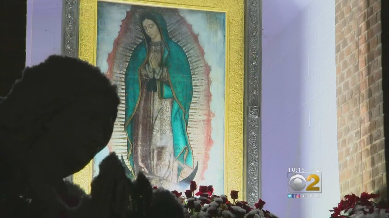 Thousands return to Shrine of Our Lady of Guadalupe in Des Plaines