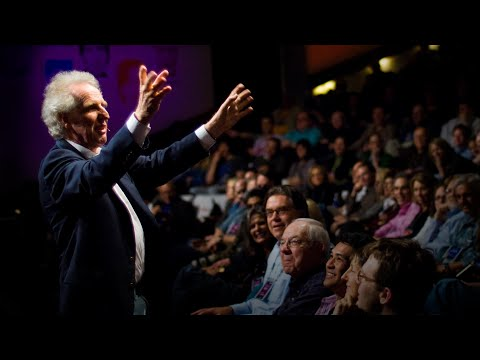 Benjamin Zander: Classical music with shining eyes