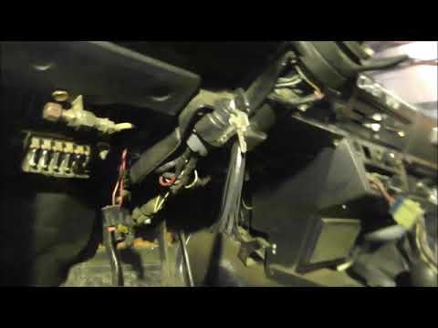 Замена реле поворота Нива 2121