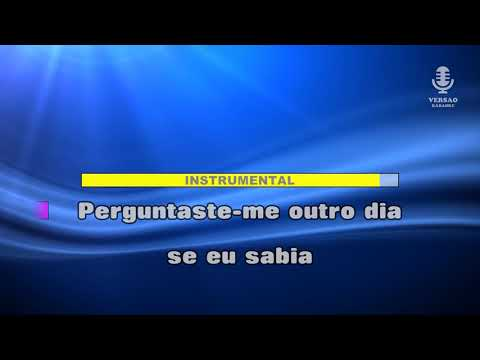 ♫ Demo - Karaoke - TUDO ISTO É FADO - Amália Rodrigues