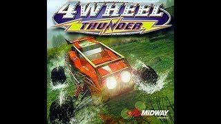 4 Wheel Thunder (2000) - Sega Dreamcast