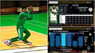 NBA 2k15 MyCareer | ULTIMATE ATTRIBUTE UPDATE • HALL OF FAME INDUCTEE