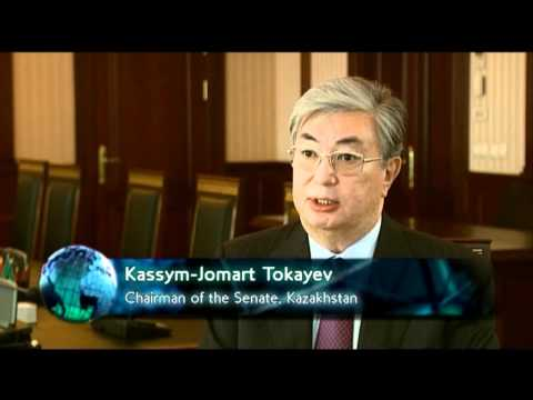 World Business: Interview with Kassym-Jomart Tokayev -- 15/04/2011