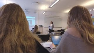 Rutinerna för nationella prov ses över - Nyheterna (TV4)
