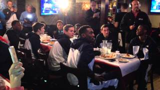 2015 NCAA Tournament selection show