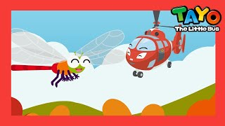 Bug Songs l #3 Dragonfly Song l Songs for Children l Tayo the Little Bus