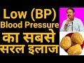 Low BLOOD PRESSURE treatment | BP | Rajiv dixit